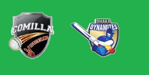 Match prediction of Dhaka dynamites vs Comilla victorians 21st T20, 20th Nov 2017