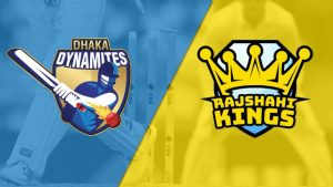Match prediction Of Dhaka dynamites vs Rajshahi Kings