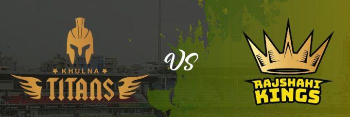 match predictions of khulna titans vs rajshahi kings