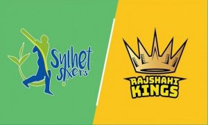 Match prediction of Rajshahi kings vs Sylhet sixers 17th T20, 17th Nov 2017